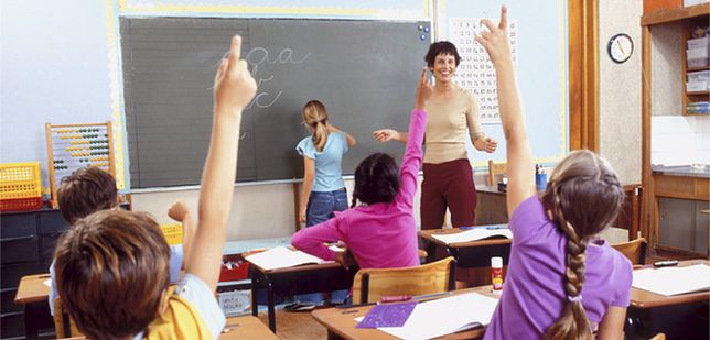 Nauczyciele bez pieniędzy