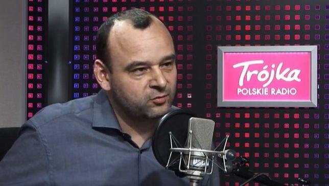 Mariusz Cieślik, nowy wiceszef radiowej Trójki
