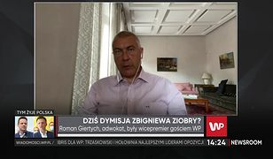 """Zarzuty dla polityków Zjednoczonej Prawicy? Roman Giertych wprost o """"hakach"""" Zbigniewa Ziobry"""