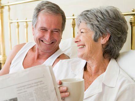 Mężczyźni przyczyną menopauzy?