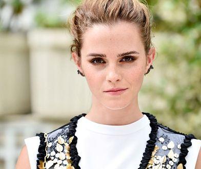 Pierwsza taka inicjatywa w Anglii. Emma Watson otwiera linię wsparcia dla molestowanych kobiet