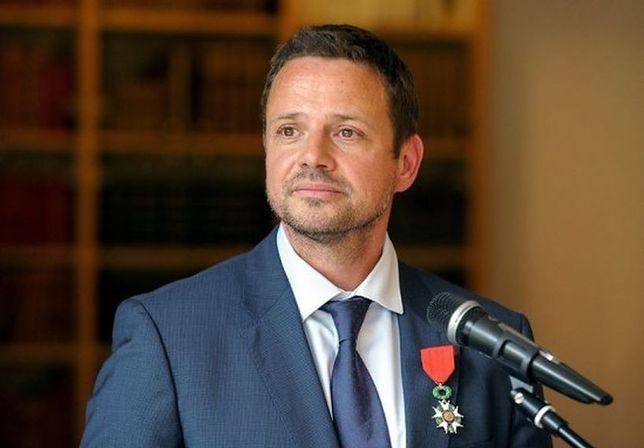 """Trzaskowski znów uderza w Gronkiewicz-Waltz. """"Powinna była reagować"""""""