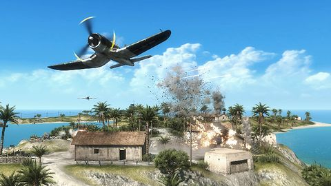 Battlefield 1943 i Bad Company 2 oficjalnie zapowiedziane