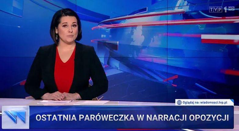 """""""Wiadomości"""" kpią z TVN. Wyjaśniają… skąd się biorą parówki na Orlenie"""