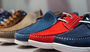 buty lato mokasyny buty żeglarskie