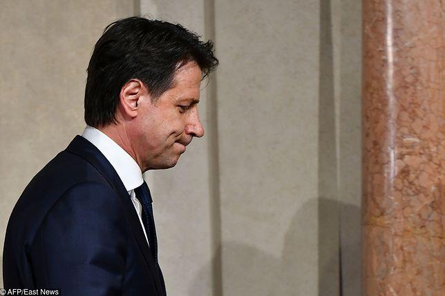 Na razie nie jest znany następca Giuseppe Conte na stanowisku premiera Włoch