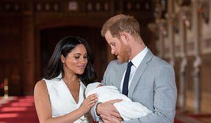 Meghan Markle i książę Harry nazwali syna Archie Harrison. Nieprzypadkowo