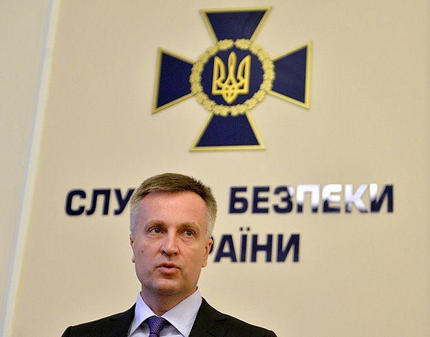 Szef SBU atakuje władze obwodu dniepropietrowskiego