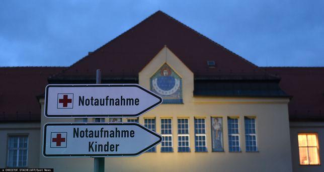 Niemcy. Trzy nowe przypadki koronawirusa