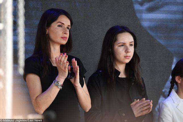 Córka Marty Kaczyńskiej zdradza mediom znacznie więcej niż jej mama