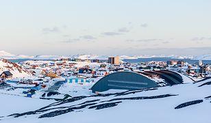 Grenlandia ma problem
