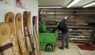 Pomysł na biznes: Manufaktura narciarska