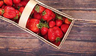 We Włoszech truskawki już dojrzały i trafiają do sprzedaży