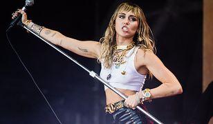 Miley Cyrus wydała na Instagramie specjalne oświadczenie