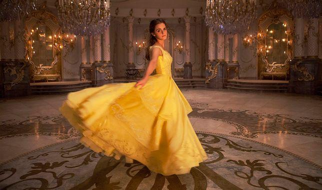 """""""Piękna i Bestia"""": Olśniewająca Emma Watson tańczy z Bestią [ZWIASTUN]"""