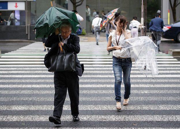 Próbna ewakuacja w Japonii. Ćwiczą na wypadek zagrożenia atakiem rakietowym