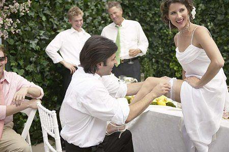Oczepiny, czyli, w co się bawić na weselu?