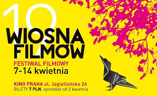 19. Festiwal Filmowy Wiosna Filmów