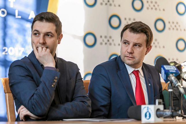 Sojusznik ziobrystów stał się wrogiem PiS. Kim jest prezydent Opola Arkadiusz Wiśniewski?