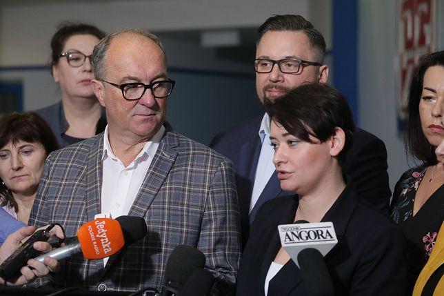 Skandaliczny wpis rzeczniczki Lewicy na temat śmierci sędziego TK. Internauci oburzeni