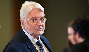 """Witold Waszczykowski studzi entuzjazm ws. reparacji. """"Bilionów nie dostaniemy"""""""