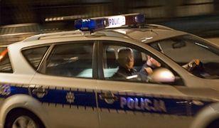 Nocna strzelanina w Ząbkach. Policja szuka gangsterów