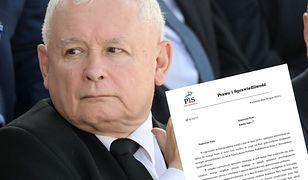 """Jarosław Kaczyński o """"Emi"""". """"Odpisałem pewnej pani"""""""