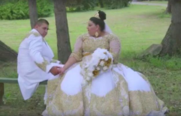 Wielkie cygańskie wesele, o którym piszą światowe media. 19-letnia panna młoda miała na sobie suknię za ponad 850 tys. zł