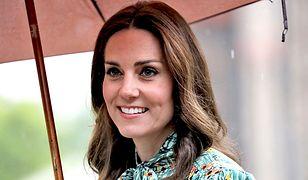Księżna Kate Middleton chodziła na terapię dla osób chorych psychicznie