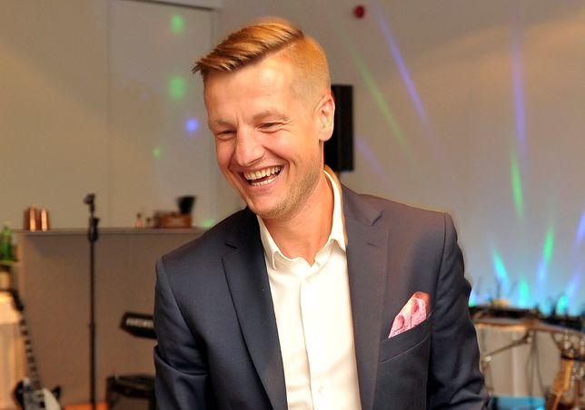 Rafał Mroczek znów jest zakochany
