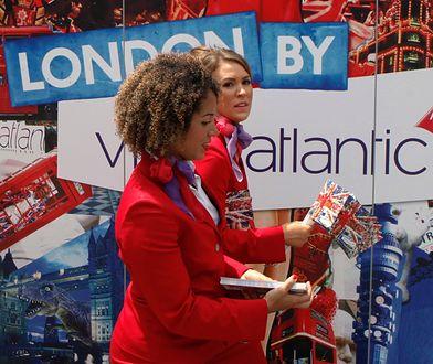 Stewardessy linii Virgin Atlantic nie będą musiały nosić makijażu