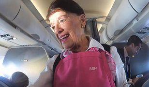 Bette Nash jest żywą legendą American Airlines.