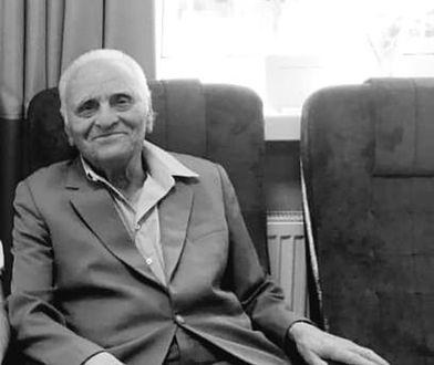 """Nie żyje Zygmunt Gasiuk """"Słoń"""". Powstaniec warszawski miał 96 lat"""