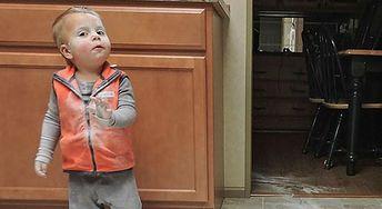 Zabawne zdjęcia ukazują, jak dzieci mogą narozrabiać