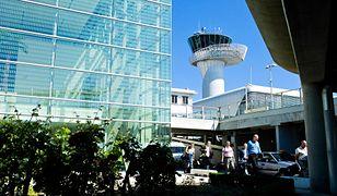 Budynek lotniska w Bordeaux