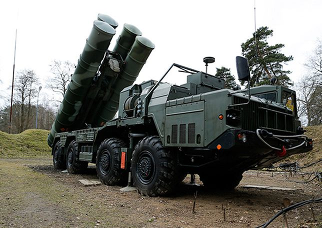 MON Rosji: udane testy rakiet S-400 koło Kaliningradu