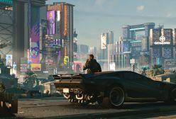 Cyberpunk 2077 z darmową aktualizacją z Xboxa One na Xbox Series X