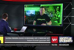 Cyberpunk 2077. Adam Kiciński o rekordowych wynikach