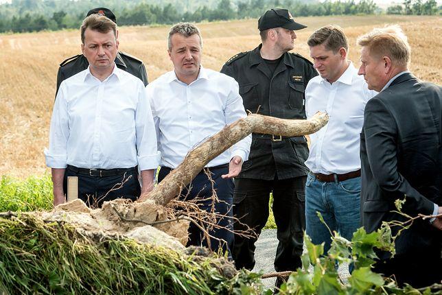 Uruchomiono 34 mln zł na zasiłki dla poszkodowanych rodzin