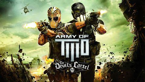 Nie zapominajcie o tych dwóch - Army of TWO: The Devil's Cartel dostanie demo