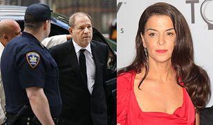 Ofiara Weinsteina opowiedziała o gwałcie. Aktorka przez lata żyła w strachu