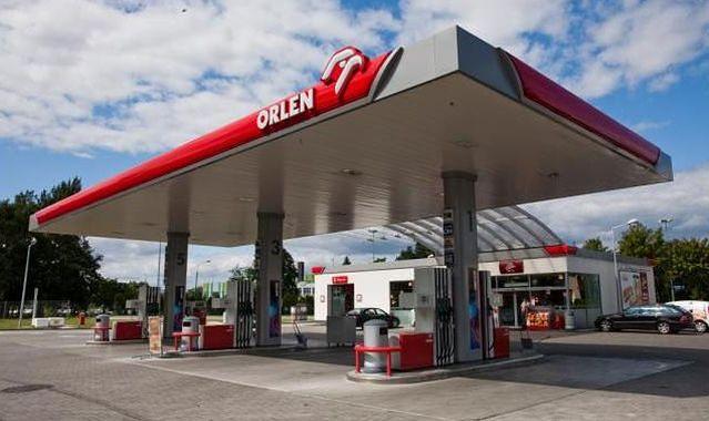 Pierwsza taka stacja paliw PKN Orlen. Nie w Polsce