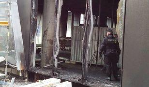 """Oświadczenie inwestora w sprawie pożaru Q22: """"Dużo dymu, niewiele ognia, brak obrażeń"""""""