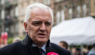 Wicepremier Jarosław Gowin zdradza, że rekonstrukcja rządu odbędzie się  na początku przyszłego tygodnia