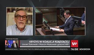 Przyspieszone wybory? Żakowski i Makowski kreślą scenariusze