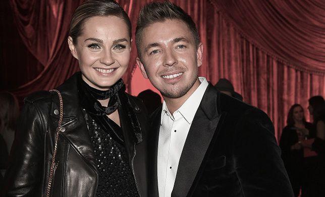 Polski akcent na British Fashion Awards - Łukasz Jemioł i Małgorzata Socha