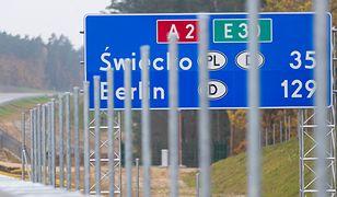 Oddano do użytku odcinek łączący A2 z S3