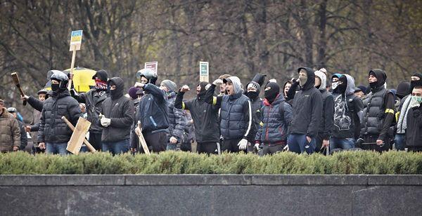 Grupa prorosyjskich separatystów