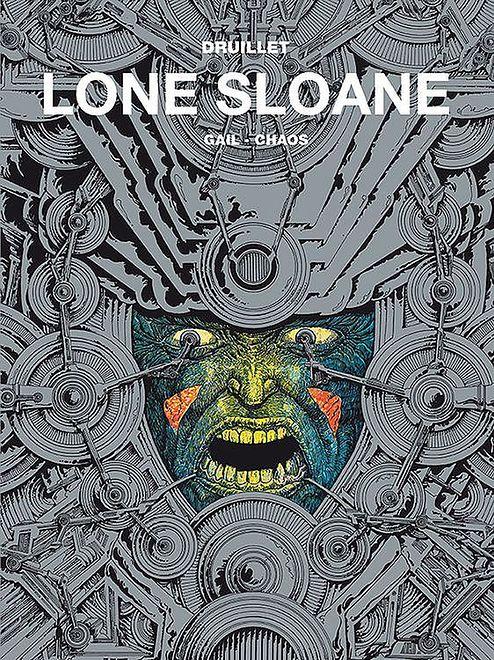 Lone Sloane - wyd. zbiorcze tom 2: Rzecz dla koneserów