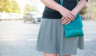 Trapezowa spódnica to najlepszy wybór na lato